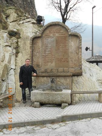 Zenica, Bosnia-Hercegovina: Vranduk