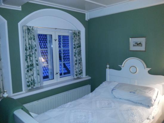 Pension Vestergade 44: Det grønne værelse