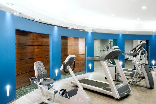 NH Vienna Airport Conference Center: Gym