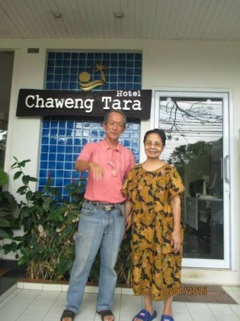 Chaweng Tara Resort: the most caring and hospitable couple we have ever come across