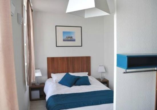Appart 39 h tel canebiere marsilya fransa daire for Appart hotel 45