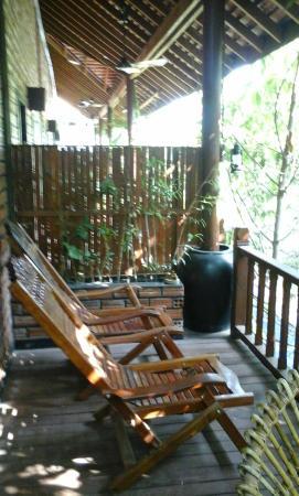 Petit Villa Boutique & Spa: balcony