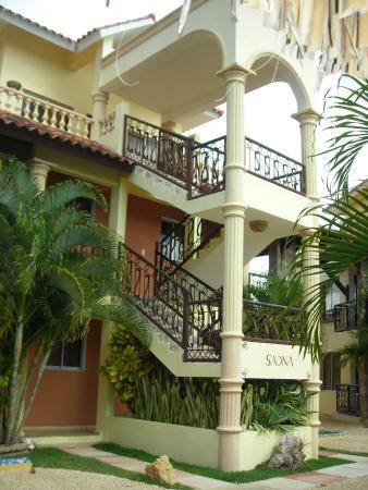 Villa Baya Aparta-Hotel: The Saona Building