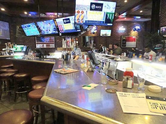 Inside Picture Of Champps Restaurant And Bar Durham Tripadvisor