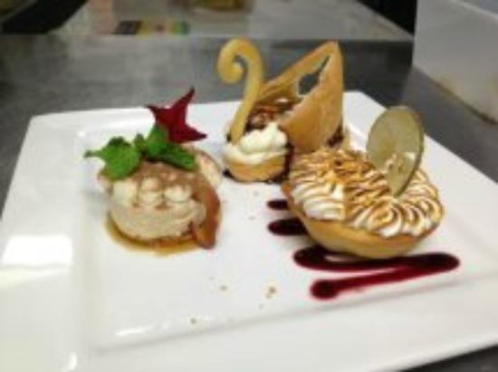 Edge Hill, Australia: Magnificent desserts
