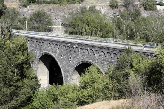 Hrazdan Gorge Aqueduct