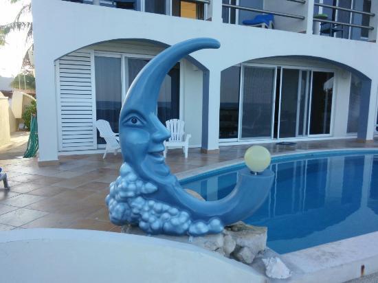 "Casa Luna Turquesa's ""Luna"""