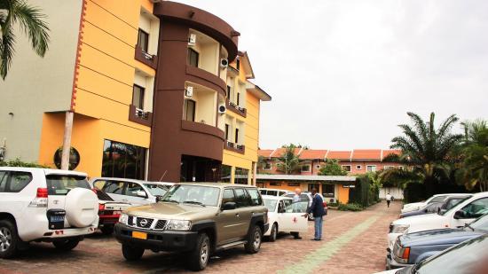 Flats Hotel Luntu