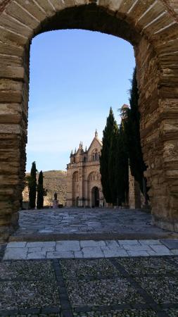 Colegiata de Santa Maria la Mayor : Colegiata de Santa Maria
