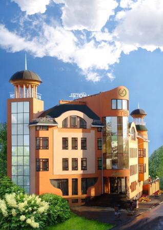 Hotel Zaleski: exterior view