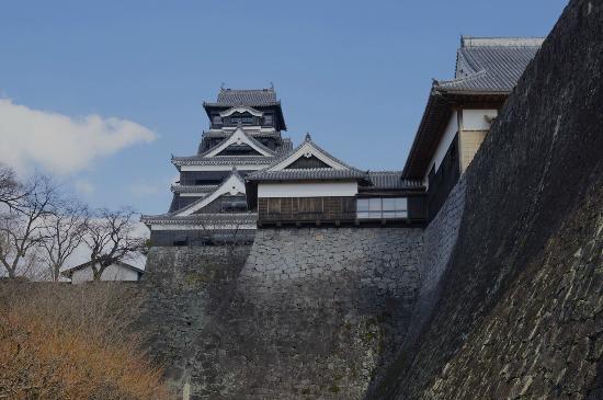 Kumamoto, Japan: Matsumoto Castle, main keep