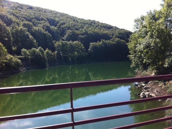 Camping Rieumontagne : Pont