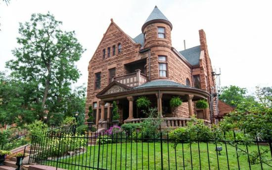Capitol Hill Bed And Breakfast Denver Colorado