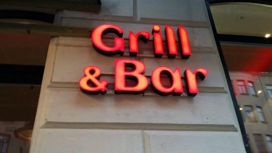 Aroma Grill & Bar
