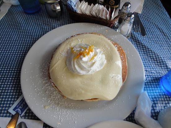 モケスハワイ, リリコイパンケーキ