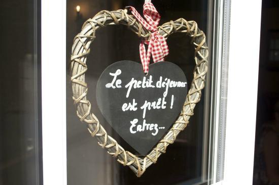 Le Logis du Pressoir : Attention to details...