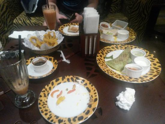 The Jungle : mouthwatering food!!!