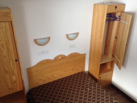 Les Chalets de Celine: Chambre du F51
