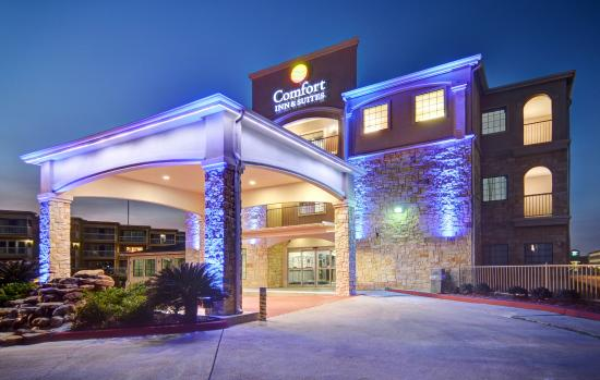 Photo of Comfort Inn & Suites Beachfront Galveston