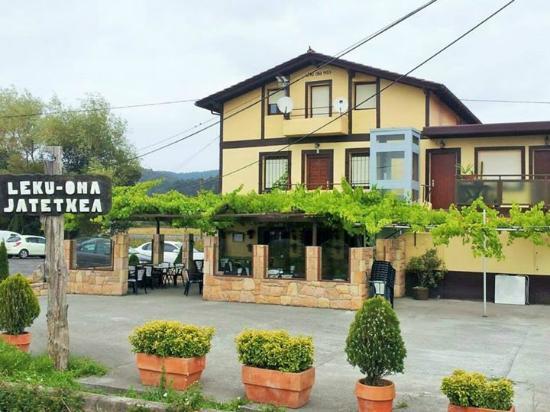 imagen Restaurante Leku-Ona en Maruri-Jatabe