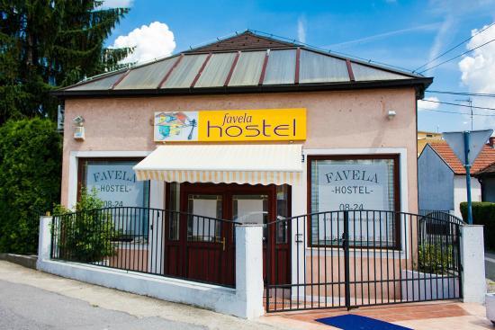 Favela Hostel Zagreb