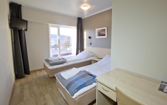 Lillehammer, Norwegen: Twin room
