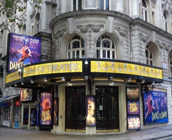 Best Restaurants Near Aldwych Theatre London