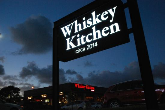 The Whiskey Kitchen: Join Us!