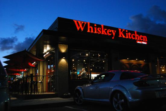 The Whiskey Kitchen
