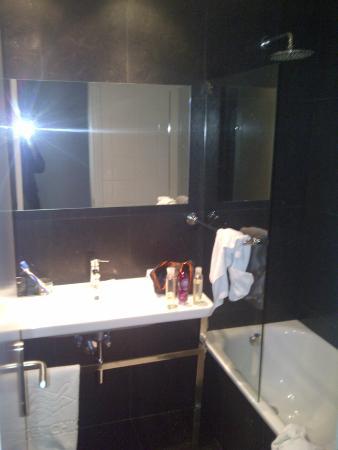 Hotel Chiqui : bagno