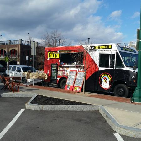 The Chicken Bandit Food Truck Eatery Downtown Syracuse 213 W