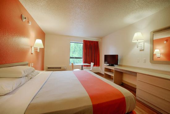 Motel 6 albany tat de new york voir les tarifs et for Motel bas prix