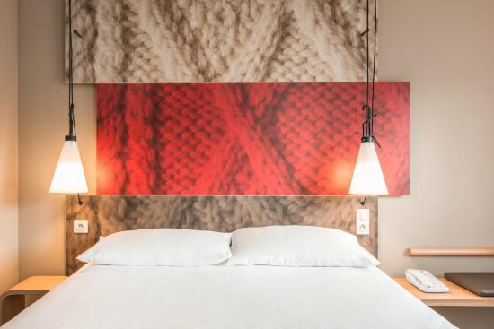 Ibis Paris Porte Clichy Centre : Sweet Room