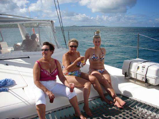 Simpson Bay (ทะเลสาบซิมป์สัน เบย์), เซนต์มาร์ติน / ซินท์มาร์เทิน: This is the life!