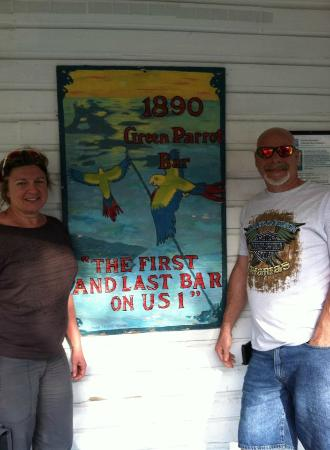The Grand Guesthouse: Key West 2015