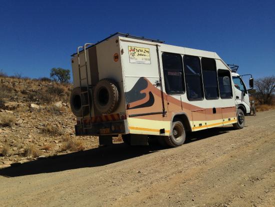 Namibia Organised Tours