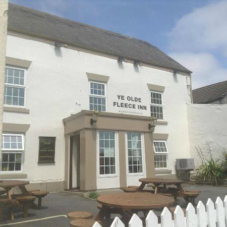 Ye Olde Fleece Inn