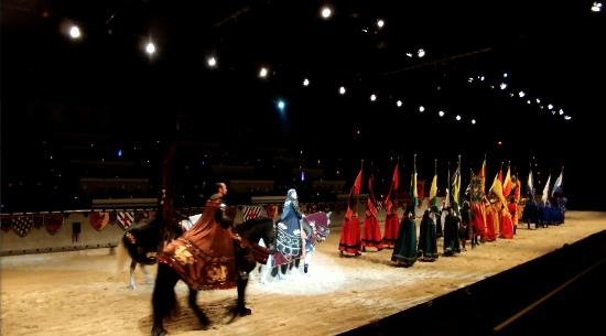 Medieval Times : 8