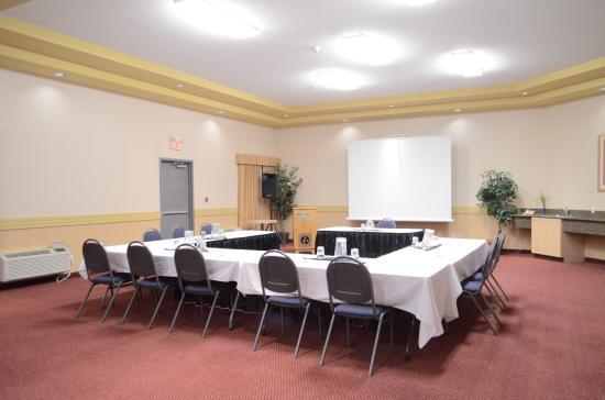 Ramada Edmonton International Airport: Meeting Room