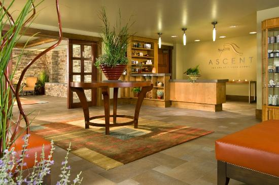 Ascent, the Spa at Tenaya Lodge: Ascent Spa at Tenaya Lodge at Yosemite