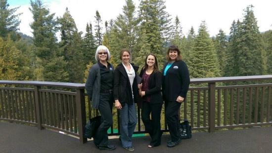 Ascent, the Spa at Tenaya Lodge: Our Team