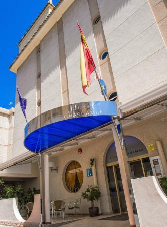 Hotel Guardamar : Entrada Principal