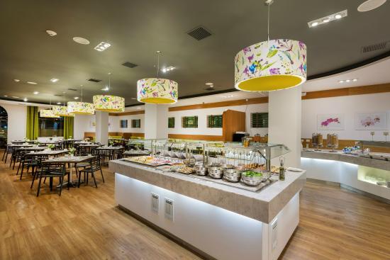 Hotel Dann Carlton Quito: Luxemburgo Restaurant