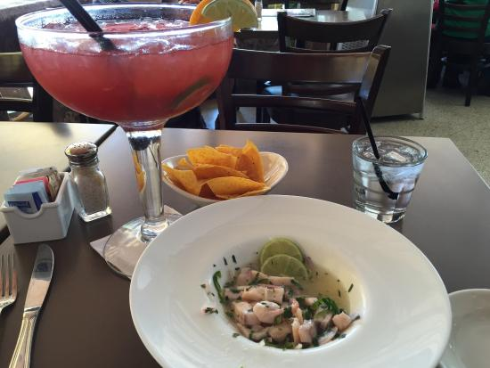 Cardozo Bar & Grill: This drink will cost you $60. Not worth it. Better places along Ocean Ave.