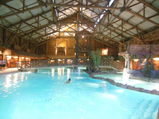 La piscine picture of disney 39 s davy crockett ranch for Piscine davy crockett