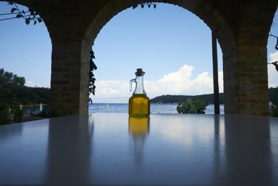 Krouzeri Beach Apartments: Art - Sea-Corfu- Avlaki