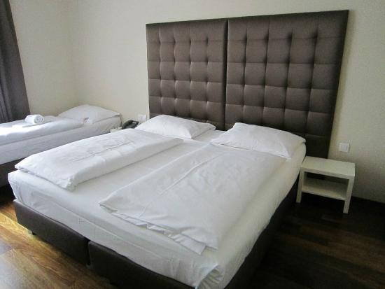 Pakat City Hotel: bequemes Bett