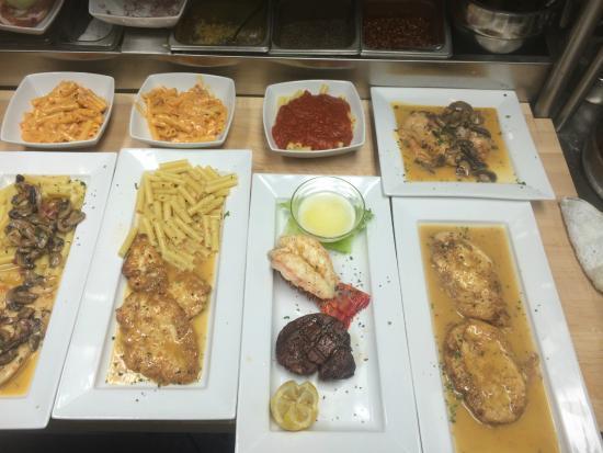 Aperture Restaurant Traditional Italian Food