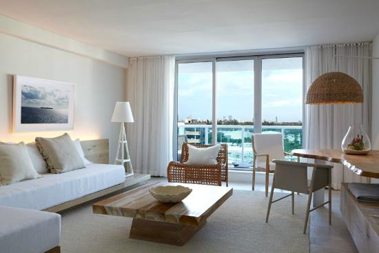 1 Hotel South Beach One Bedroom Suite With Balcony