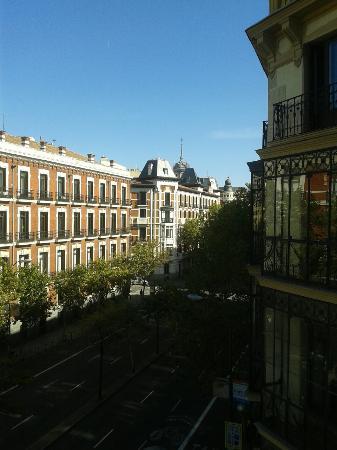 Aparthotel Quo Eraso: Vista desde el hostal